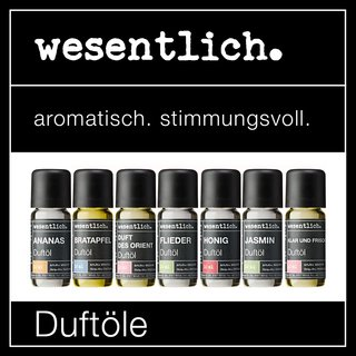 Duftölset behaglich 8x10ml